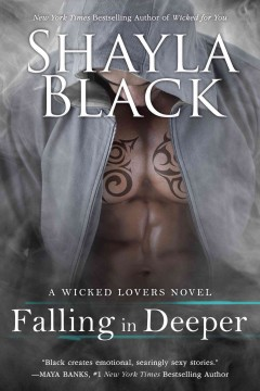 Falling in deeper cover image
